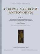 Corpus Vasorum Antiquorum. Italia, 80 [ITA]