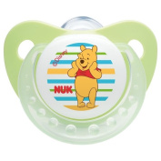 NUK Winnie the Pooh Size 1 Soothers