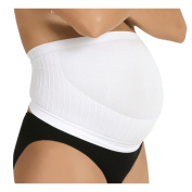 White Carriwell Maternity Support Band - Extra Large