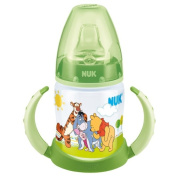 NUK First Choice Winnie the Pooh 150ml Learner Bottle
