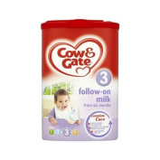 Cow and Gate Follow On Milk 900G