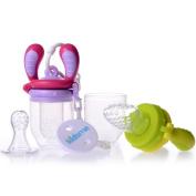 Kidsme Starter Set - Lime/Lavender