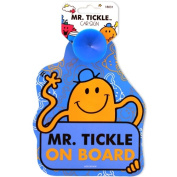 Mr Tickle Baby On Board Sign