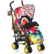Cosatto Supa Stroller in Pixelate