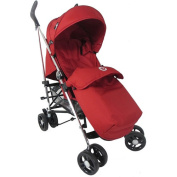 Babylo Mett Pushchair in Chilli