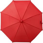 Adjustable Parasol in Red