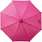 Adjustable Parasol in Hot Pink