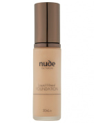 Nude By Nature Mineral Liquid Foundation