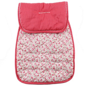 Reversible Pushchair Liner - Red