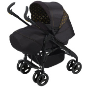Silver Cross 3D Pram System in Jewel [Special Edition]