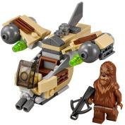 LEGO Star Wars Wookiee Gunship Microfighter