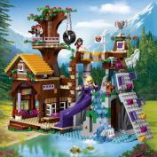 LEGO Friends Adventure Camp Tree House