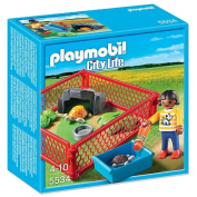 Playmobil Turtle Enclosure