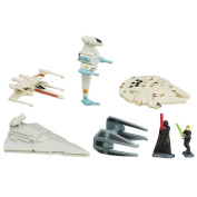 Star Wars The Force Awakens Micro Machines Deluxe Vehicle Pack Fall of the Empire