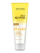 John Frieda Haircare Sheer Blonde Go Blonder Lightening Shampoo, 250ml