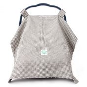 Canopway Style Baby Car Seat Cover Canopy Minky Fabric