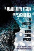 The Qualitative Vision for Psychology