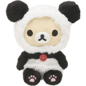 San-X Rilakkuma Plush Korilakkuma Panda ver.