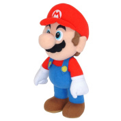 Super Mario 24 cm Bros Officially Licenced Nintendo Mario Plush Toy