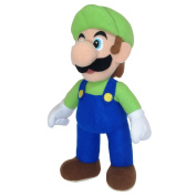 Super Mario 24 cm Bros Officially Licenced Nintendo Luigi Plush Toy
