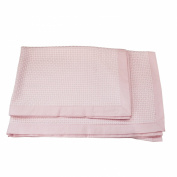 Exquisite 'Little Softy' Bamboo Baby Blanket - Large and Small, Pink, Blue and Cream - Gift Boxed and Hand Wrapped