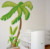 Wandpiraten Jungle Palm Tree Mural Wallpaper