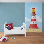 Wandpiraten Lighthouse Mural Wallpaper