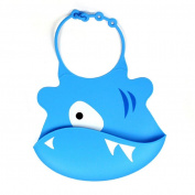 Vovotrade Baby Kids Cartoon Cute Waterproof Health Silicone Bib Bibs For 1-3 years