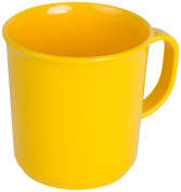 Kinderzeug Polycarbonate Mug with handle
