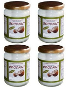 (4 PACK) - Coconut Miracle - Natural Coconut Butter   200g   4 PACK BUNDLE