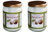 (2 Pack) - Coconut Miracle - Natural Coconut Butter | 200g | 2 PACK BUNDLE