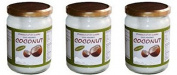(3 PACK) - Coconut Miracle - Natural Coconut Butter | 200g | 3 PACK BUNDLE