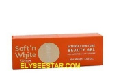 Soft'n White Carrot Intense Even Tone Beauty Gel 30g - ELYSEESTAR - With carrot extract & vitamins