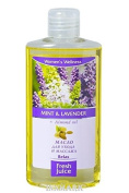 54676 Oil for care & massage Mint & Lavender + Almond oil 150ml Fresh Juice