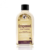 Organic Grapeseed Carrier Oil (100ml), 100% Pure Cold Pressed carrier Oil- Skin Moisturiser- Hair Oil