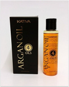 Kativa Argan Oil 4 Oils 120 ml. / 4 fl.oz
