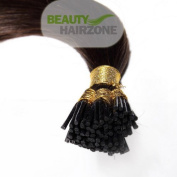 "BEAUTYHAIRZONE® Pre Bonded Stick Tip I Tip itip Straight 100% Real Natural Human Hair Extensions 50 Strands 1 Gramme 18"" Or 20"" 45cm Or 50cm"