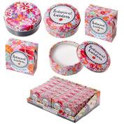 Lip Gloss Tin - Floral Botanical Design
