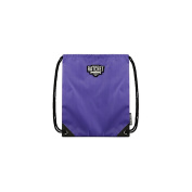 RATCHET Purple Drawstring Bag