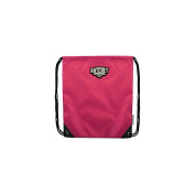 RATCHET Pink Drawstring Bag