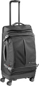 Vaude Melbourne Luggage Bag - Black, 65 Litre