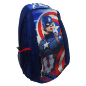 Marvel Urban Captain America Children's Backpack, 41 cm, 25 Litres, Blue