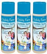 (3 PACK) - Childs Farm - Bubble bath for Buccaneers | 250ml | 3 PACK BUNDLE