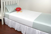 Protect a Bed Single Bed Linen Protector/Drawsheet