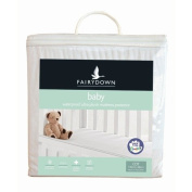 Fairydown Ultraplush Waterproof Mattress Cot