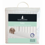 Fairydown Cotton Waterproof Mattress Protector Cot