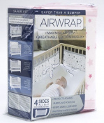 Baby First Airwrap Printed Star Pink
