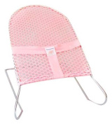 Baby Bounce Mesh Bouncinette Pink