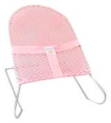 Baby Bounce Mesh Bouncinette Pink