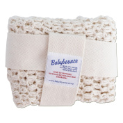 Baby Bounce Mesh Bouncer Cover Natural